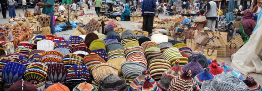 Les places de Marrakech