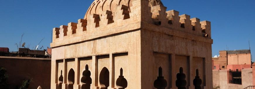 Visite artistique de Marrakech
