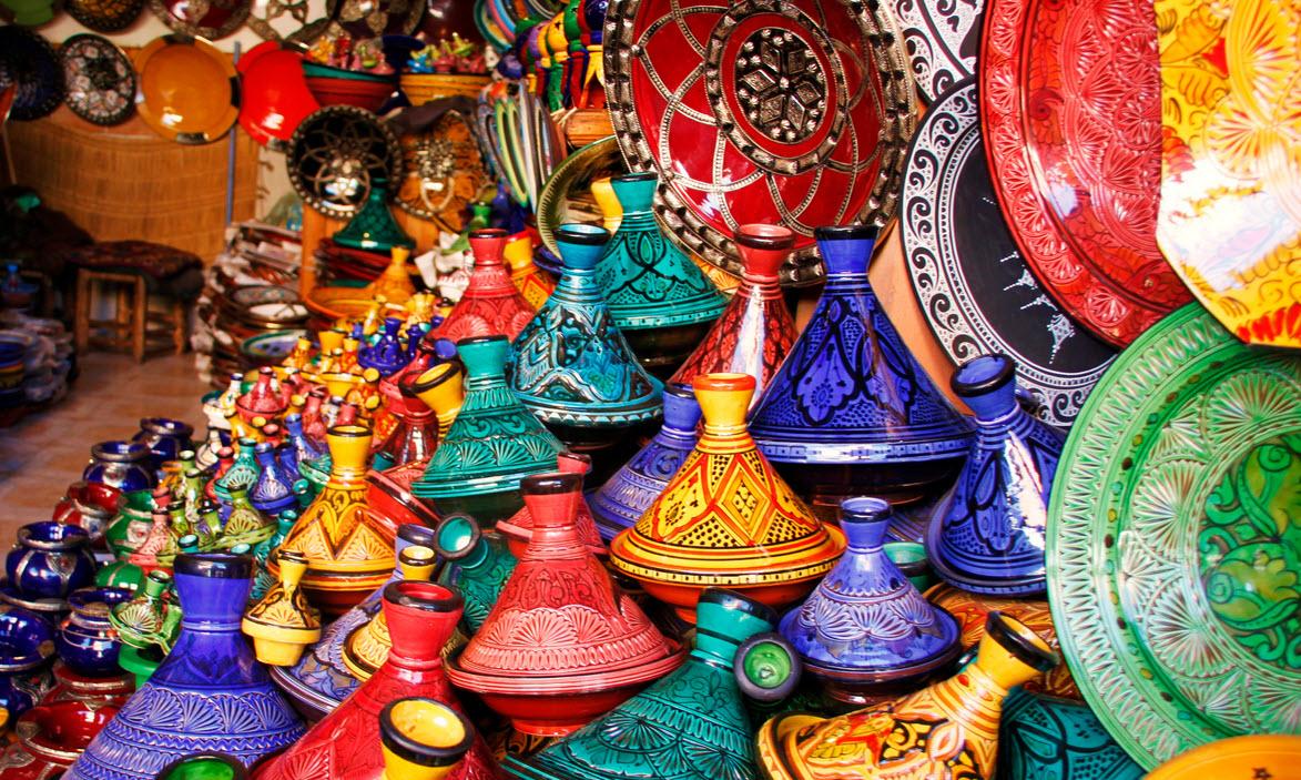 Marrakech visites