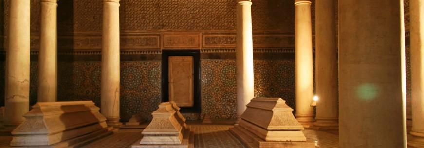 Les tombeaux Saâdiens