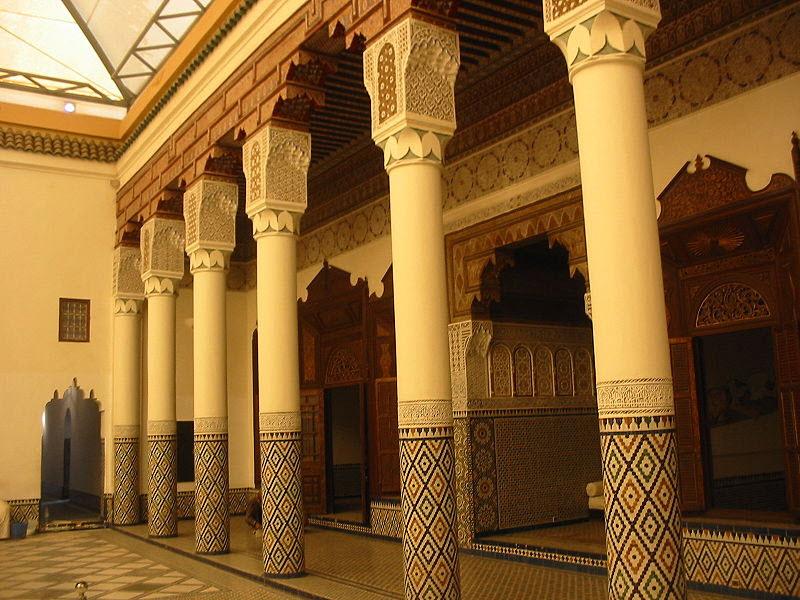 musée de Marrakech