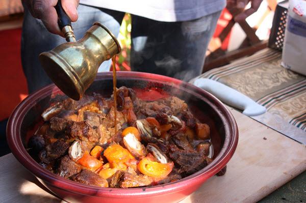gastronomie à Marrakech