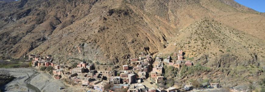 Le village de Setti Fatma