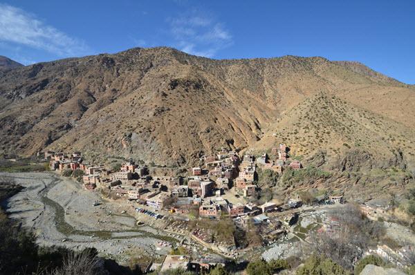 village de Setti Fatma