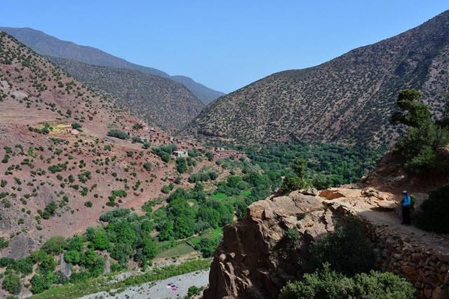 vallée du Zat
