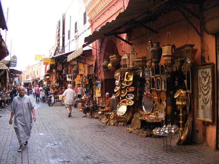 boutiques marrakech