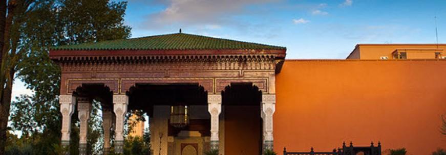 Le palace La Mamounia