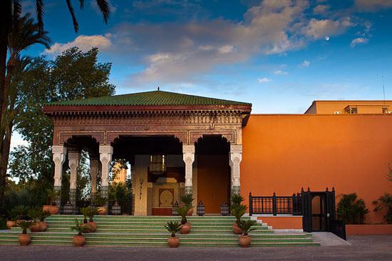palace mamounia maroc
