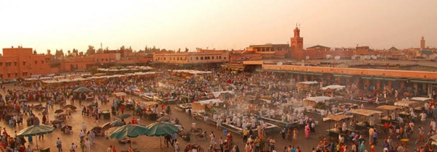 Les choses à voir autour de Marrakech