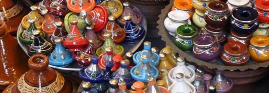 L'artisanat à Marrakech