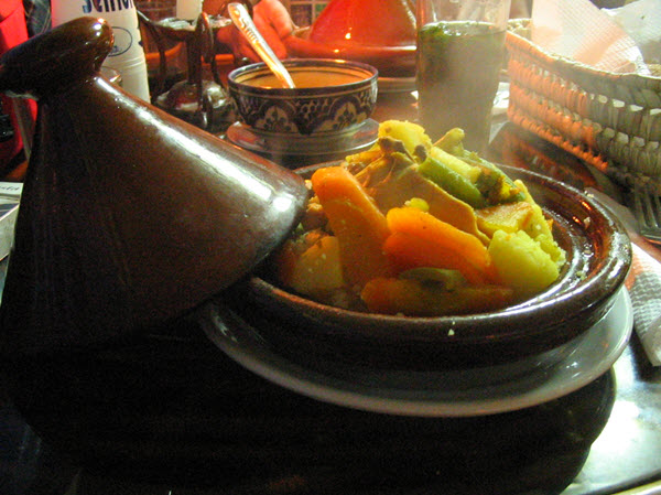 tajine marrakech