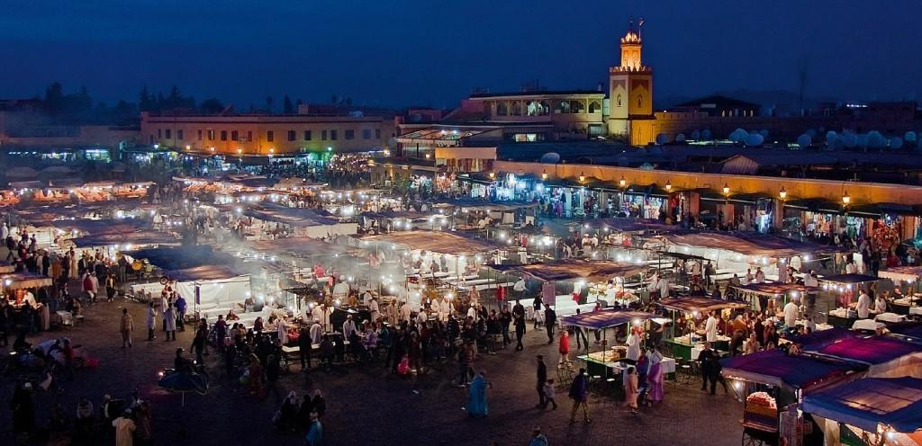 pourquoi aller marrakech