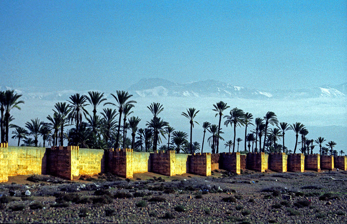 jardins Dar El Hana
