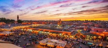 Les plus belles balades nocturnes à Marrakech