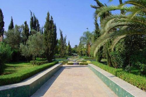 D couvrez les endroits romantiques de marrakech visiter - Les jardins de l agdal marrakech ...