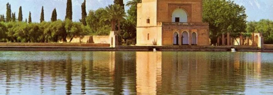 Les lieux romantiques à Marrakech