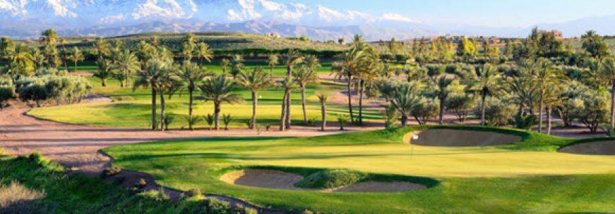 Où faire un golf à Marrakech et ses environs ?