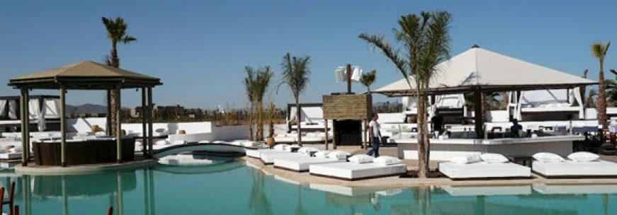 5 endroits pour se rafraîchir cet été à Marrakech
