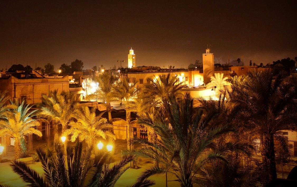 Les nuits à Marrakech
