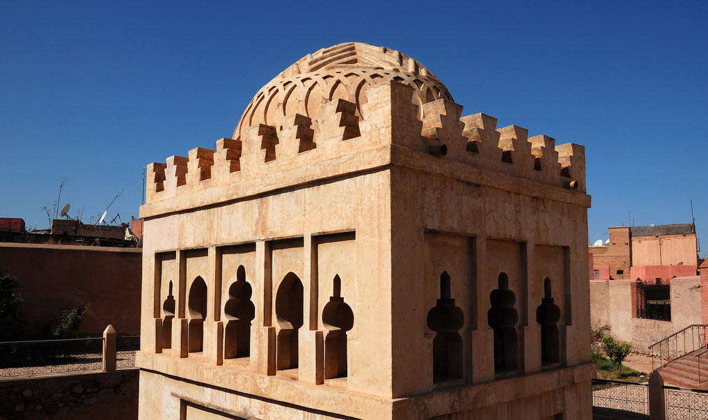Marrakech culture