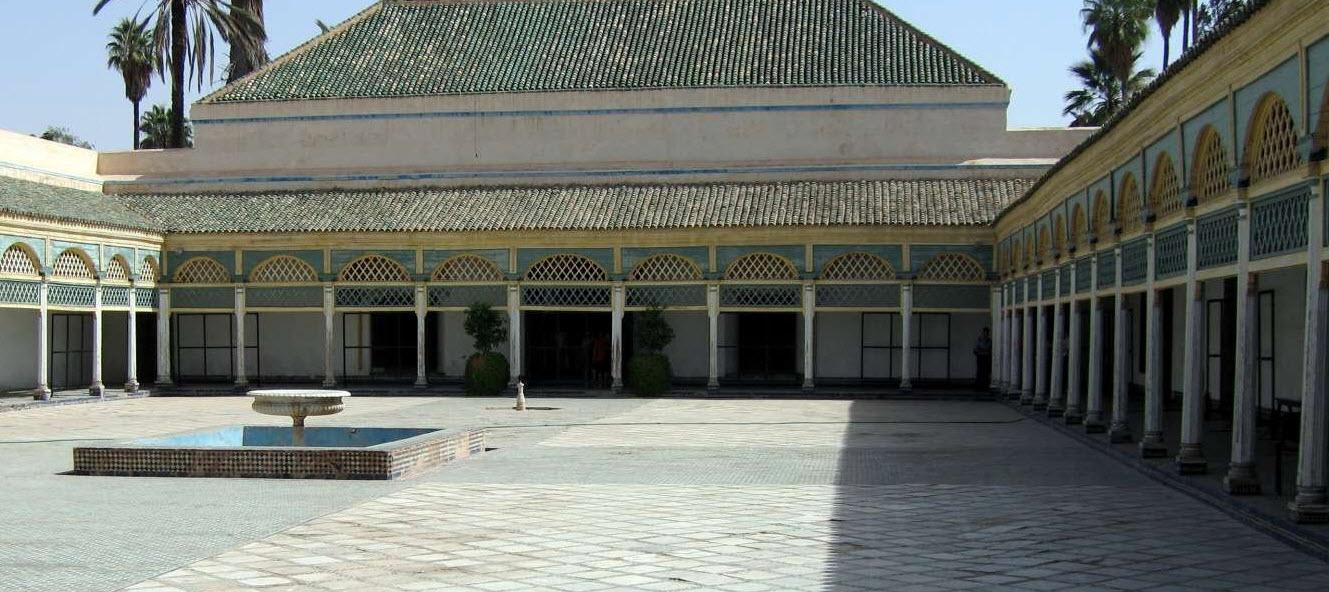 Le Palais de Bahia