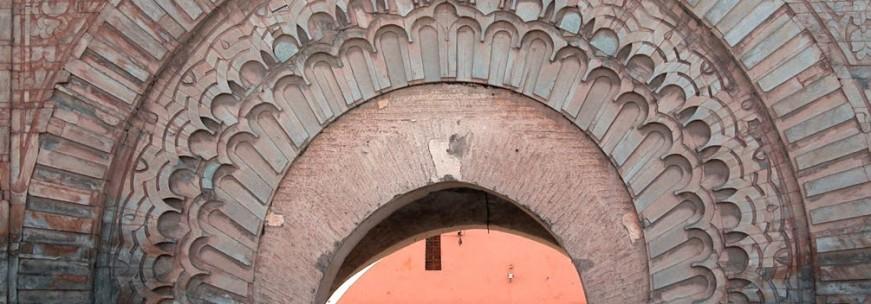 Les remparts et portes de Marrakech