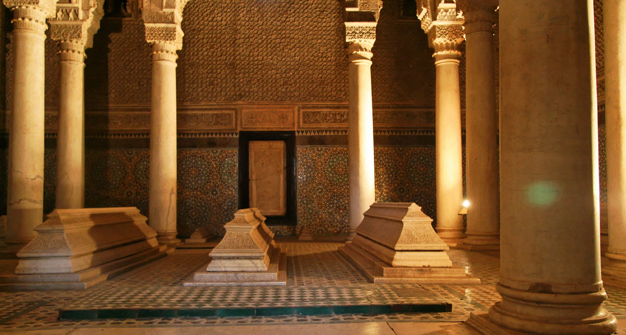 tombeaux Saâdiens