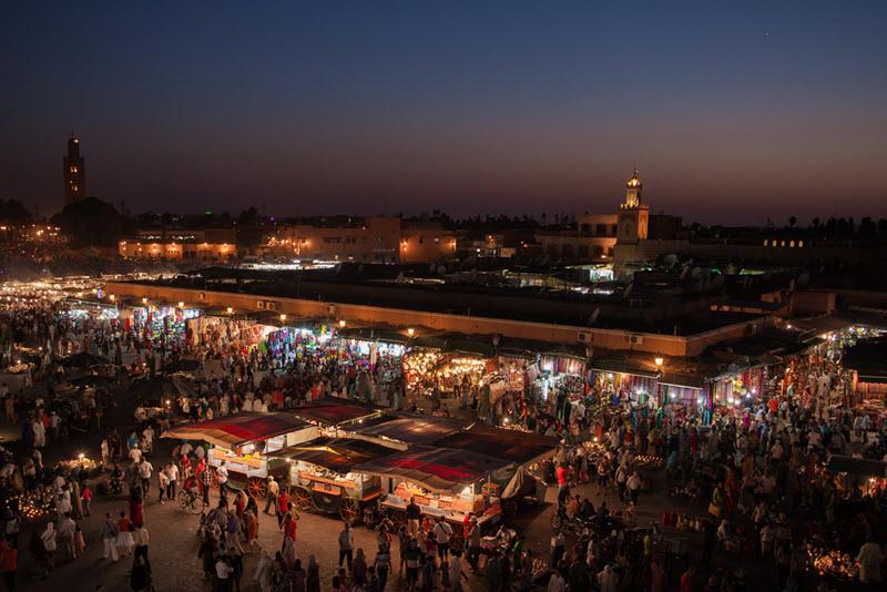 indispensables pour visiter Marrakech