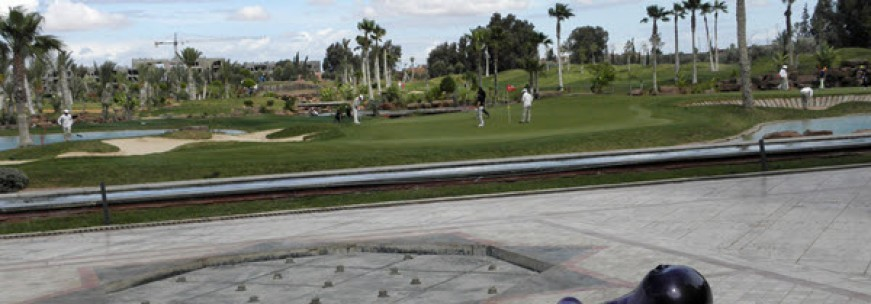 Le Centre culturel de l'Atlas Golf de Marrakech