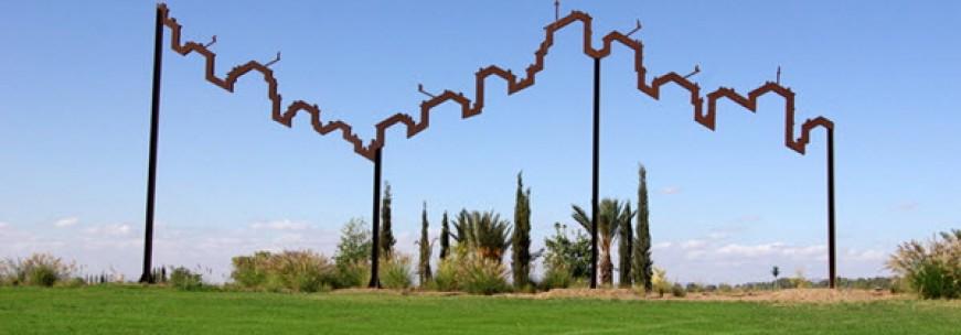 Le Parc de Sculptures Al Maaden