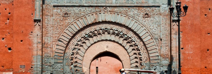 Promenade à Marrakech en calèche