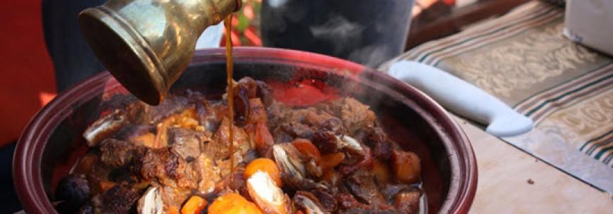 La gastronomie à Marrakech