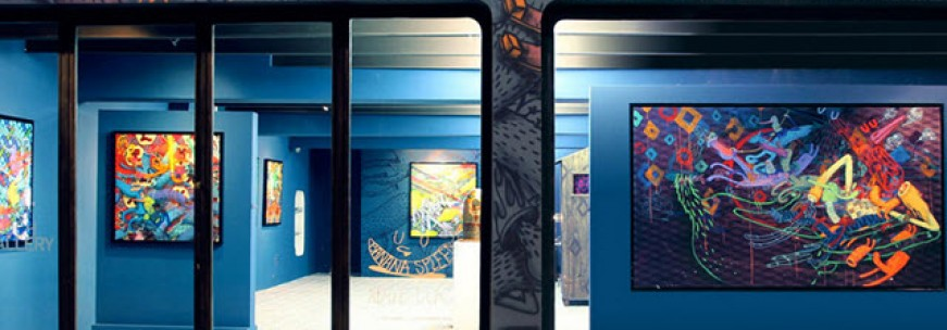 Les galeries d'art de Marrakech