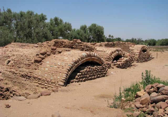 site archéologique Aghmat