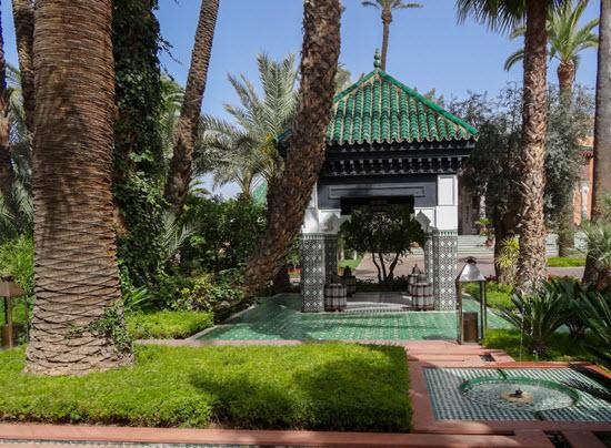marrakech palace