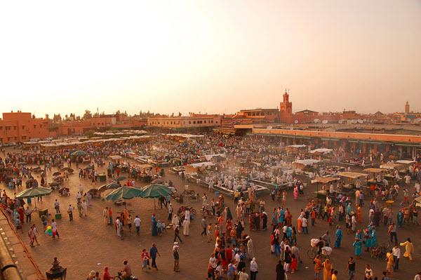 autour marrakech