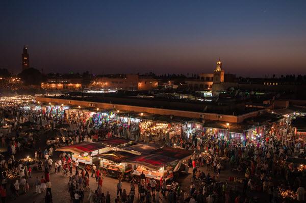 marrakech nuit
