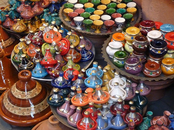 poterie marrakech