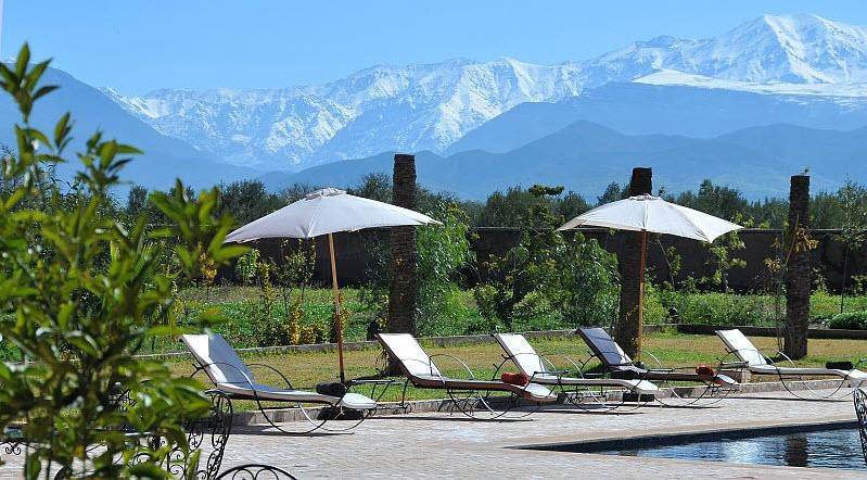 hotel pas cher marrakech
