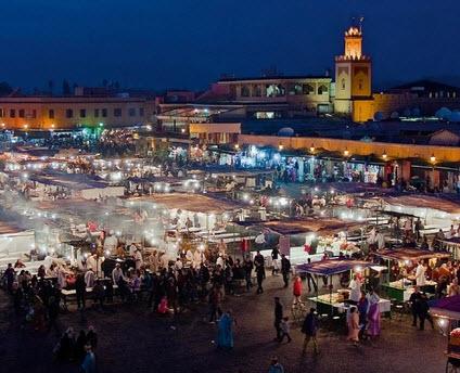 pourquoi visiter marrakech