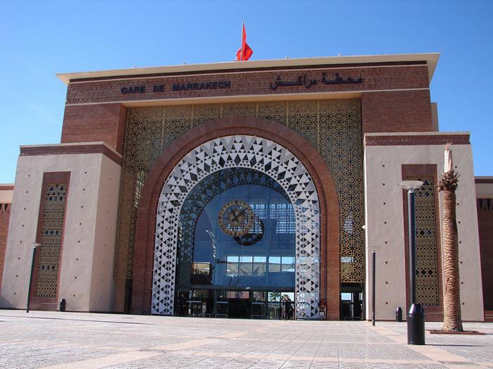 gare marrakech