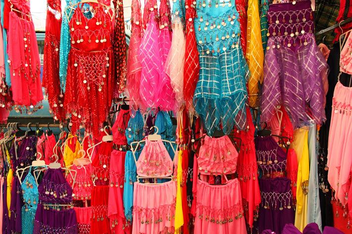 costume danse marrakech