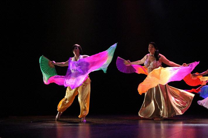 danse orientale a marrakech
