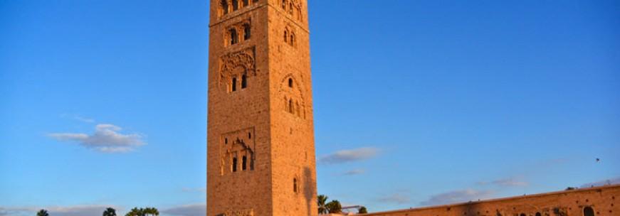 Les plus beaux lieux de culte de Marrakech