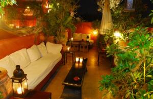 hébergement insolite Marrakech