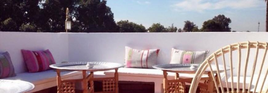 Les plus belles terrasses de Marrakech