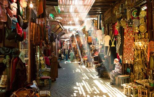 La Médina, le cœur de Marrakech