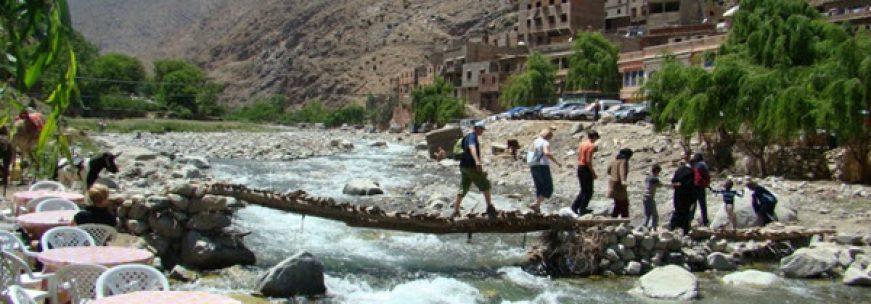 Découvrez la vallée de l'Ourika, près de Marrakech