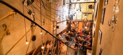 Découvrez l'Envers, un endroit dédié à l'art à Marrakech