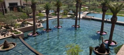 Focus sur Le Royal Palm Marrakech, un hôtel incontournable